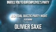 "Flyer ""Oliver Saxe"""