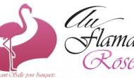 "Logo ""Le Flamant Rose"""