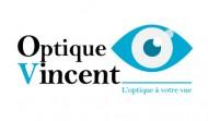 """Logo """"Optique Vincent"""""""