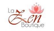 """Logo """"La Zen Boutique"""""""